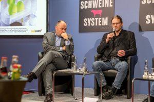 Wolfschmidt (links), Barkmann (rechts)