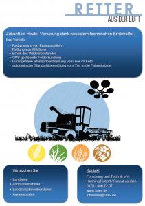 Werbeposter des Vereins Forschung und Technik e.V.