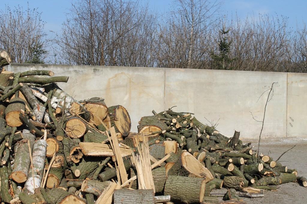 Alle, die mit Holz heizen wissen: Wer mit Holz heizt wird nicht nur einmal warm...