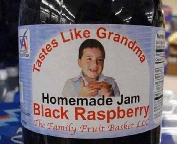 Tastes Like Grandma