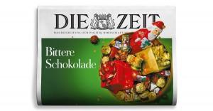 Schokoladig wird es in der kommenden ZEIT Foto: Facebookauftritt der ZEIT