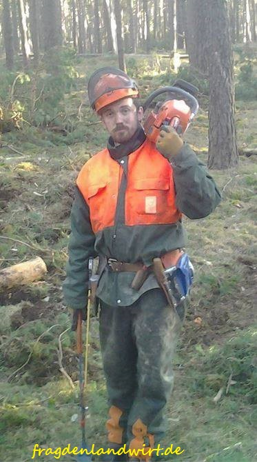 Landblogger Olaf Henke