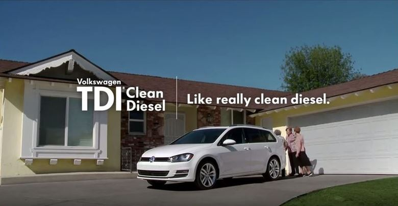 Like really clean diesel  (c) Screenshot YouTube
