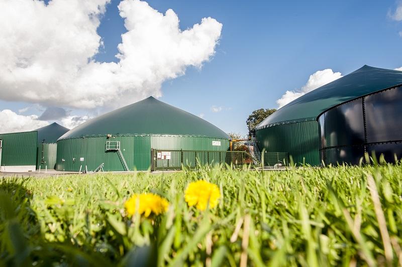 Biogasanlage (Foto: VEL)