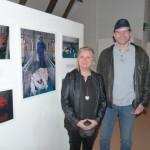 Ursula Kottebernds mit Bernhard Barkmann