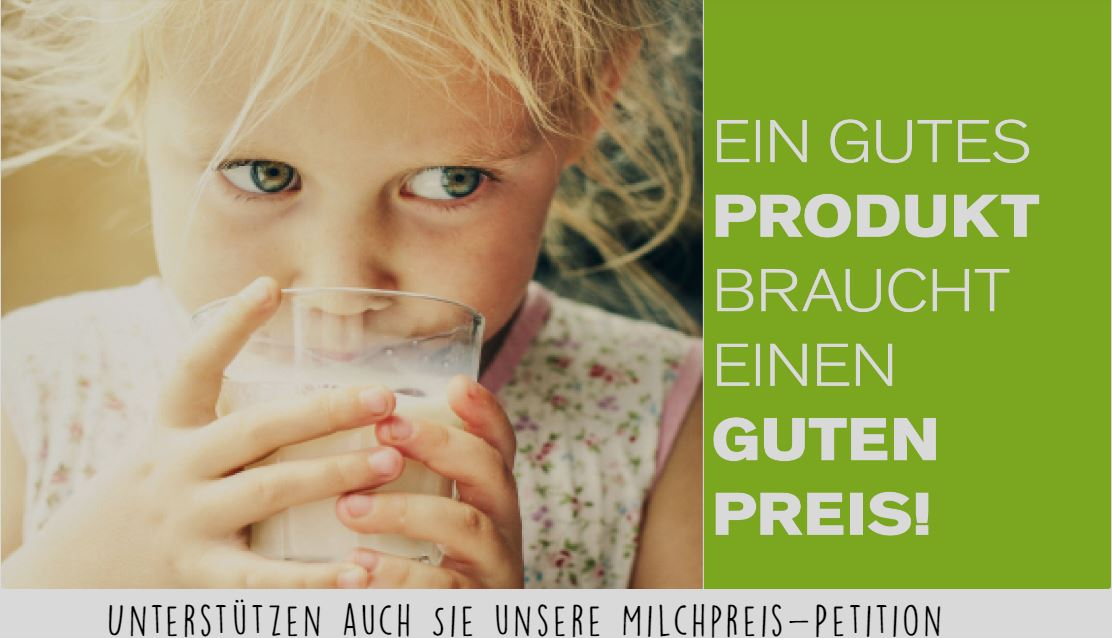 milchpreispetition