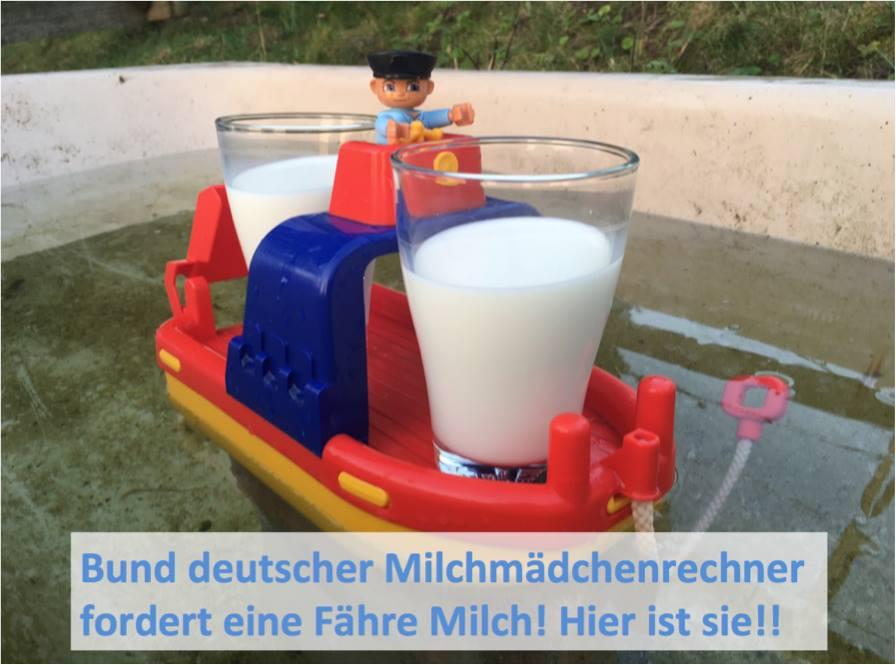 """Dieses Bild veralbert die Idee der """"fairen Milch"""""""