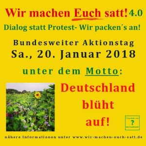 Infos zum Aktionstag