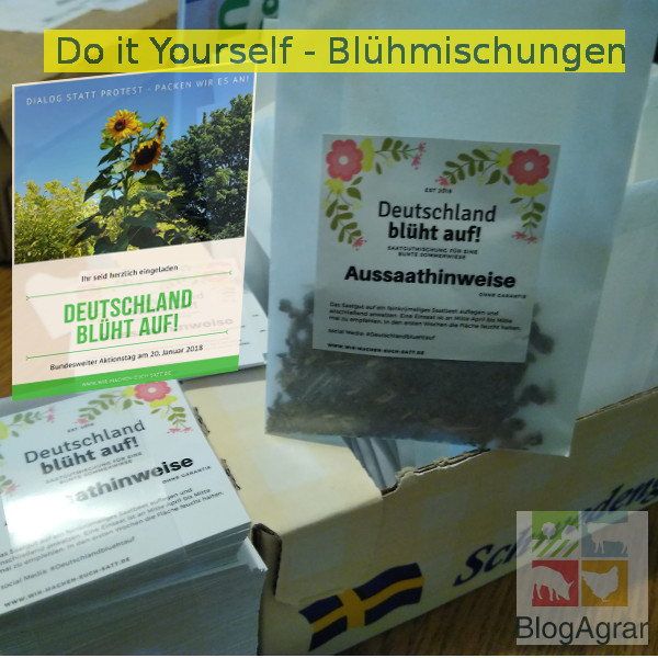 Do it Yourself - Blühmischung