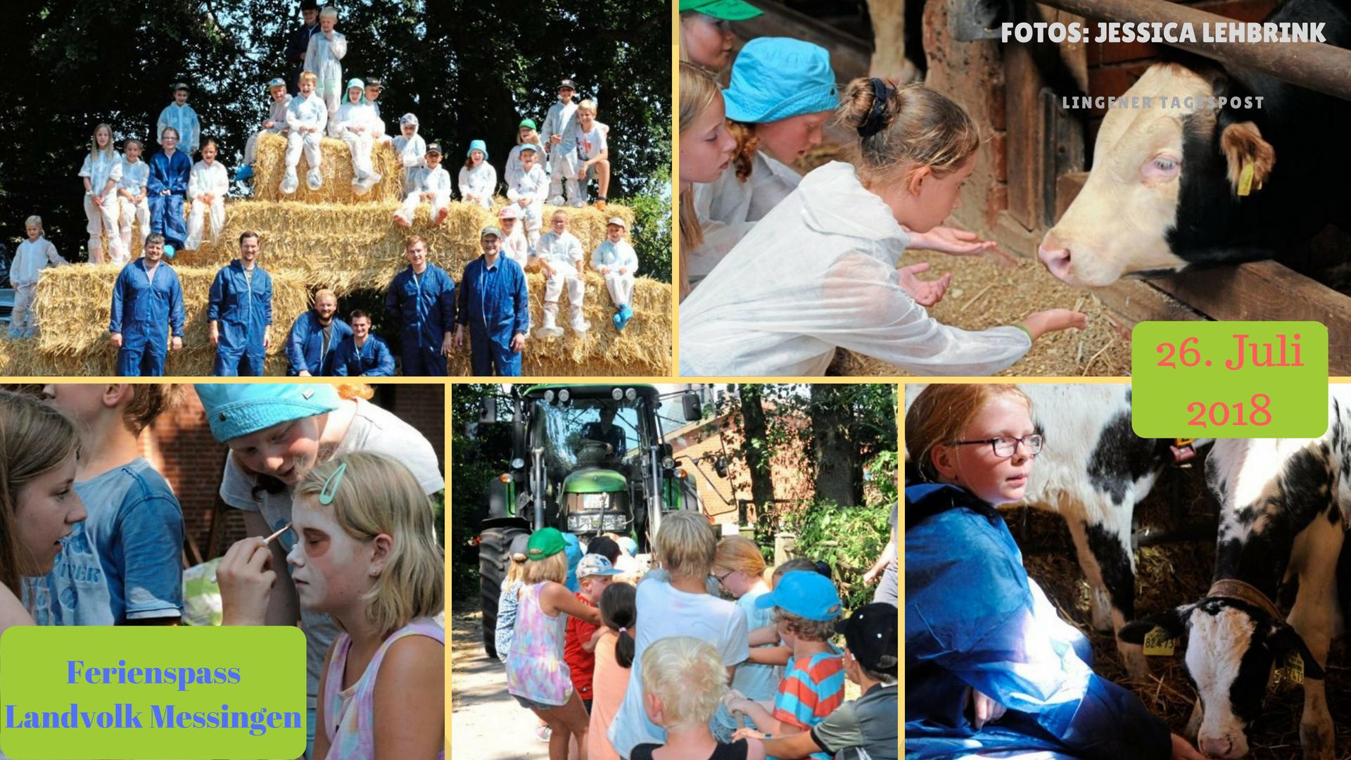 Hier sind die Fotos zu sehen, die in der Lingener Tagespost veröffentlicht wurden