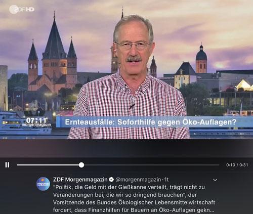 Screenshot Dr. von Löwenstein