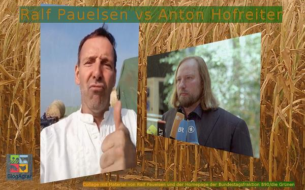 Ralf Pauelsen antwortet auf Anton Hofreiter von Bündnis 90-die Grünen