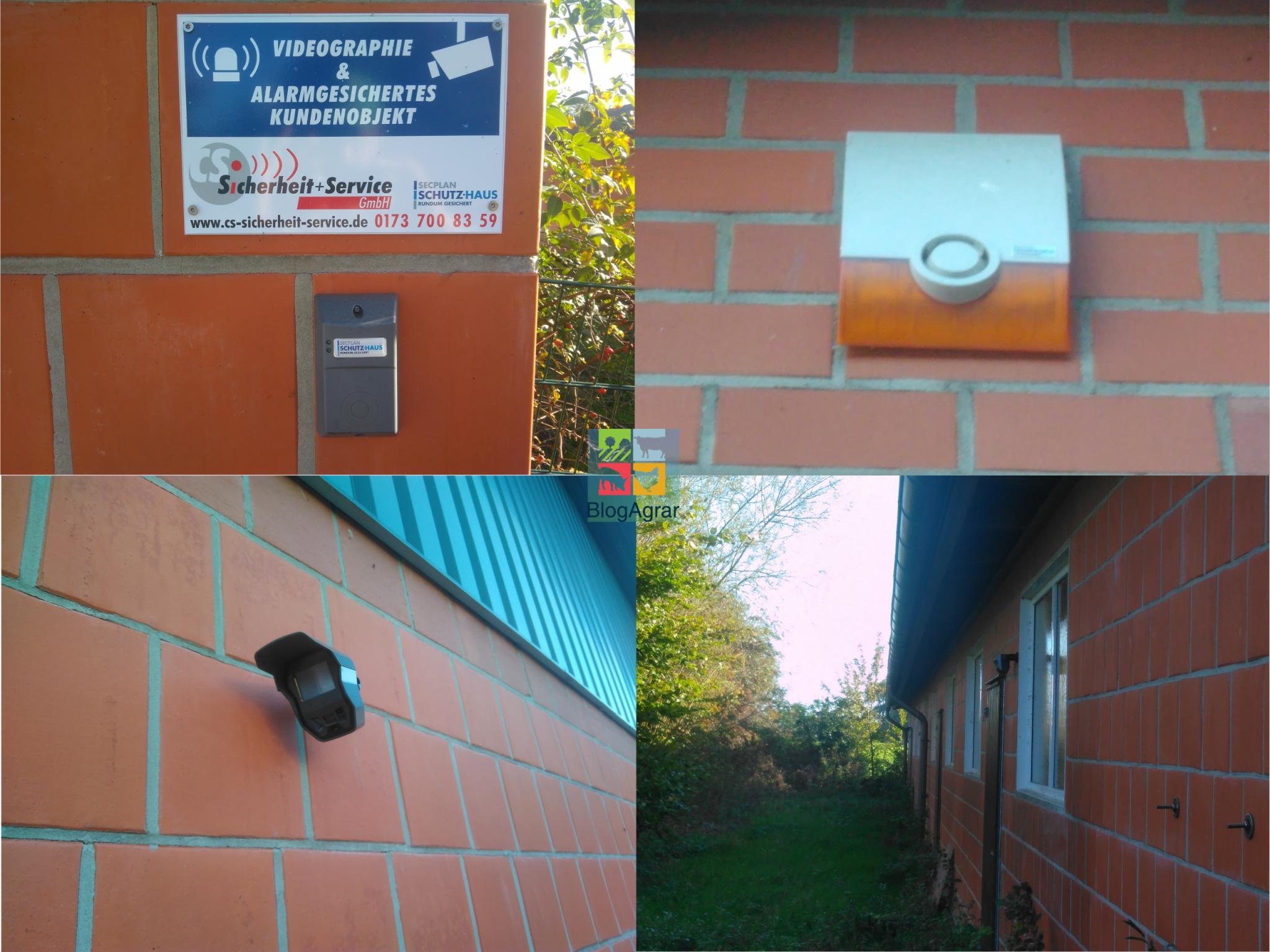 videographie & alarmgesicherter Stall