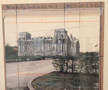 Photo Bild Verhüllter Reichstag