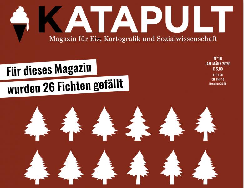 """""""Briefwechsel"""" mit Katapult"""