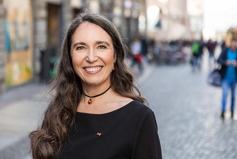 Portraitfoto von Inge Bell