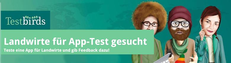 Tester für Pflanzenschutz-App gesucht